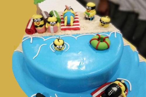 Customized cakes online Jaipur