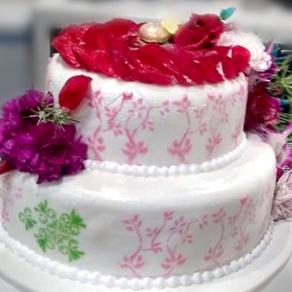 Online wedding cake delivery Jaipur
